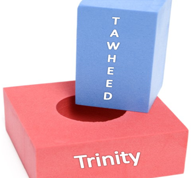 Tawheed vs Trinity 2